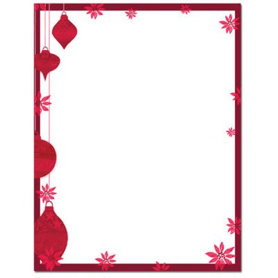 Christmas Holiday Frame