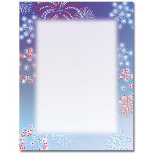 patriotic-stars-fireworks-paper