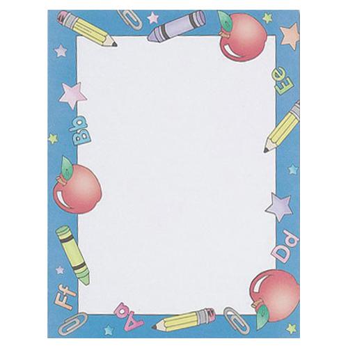Classroom Border Design : School days classroom border paper your stop