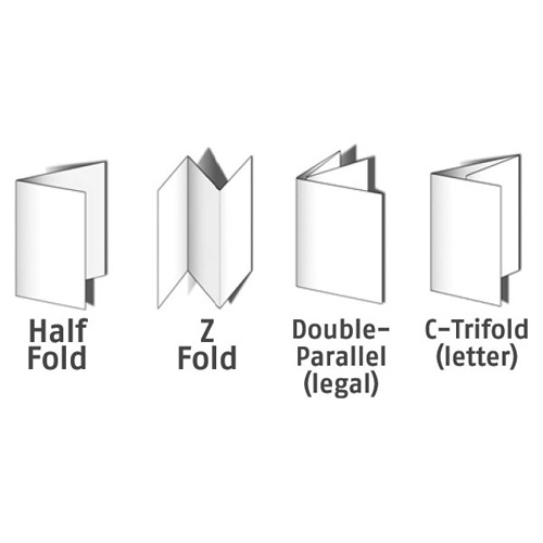 Types of Paper Folds
