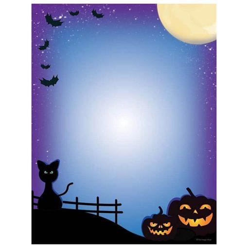 all-hallows-eve-pumpkin-black-cats-halloween-computer-printer-paper
