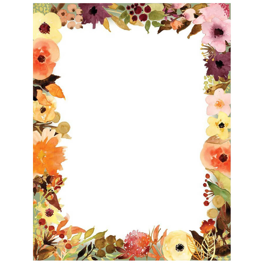 fall-floral-flowers-autumn-printer-paper